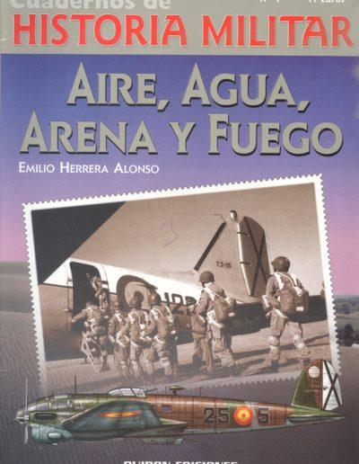 """02.- """"Aire, Agua, Arena y Fuego"""""""