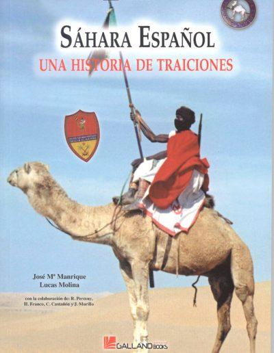 """33.- """"Sáhara Español 'UNA HISTORIA DE TRAICIONES' """""""