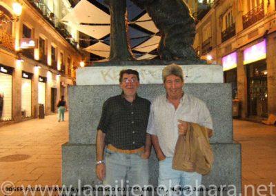 003.- Josep Palou y  Francisco Cortés, junio 2007