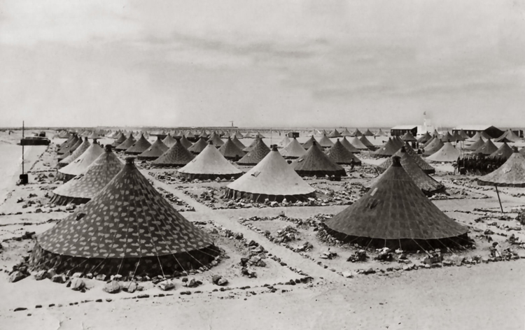 03-04b.- Inicios de El BIR en Cabeza Playa. Foto: Guillermo Bellido. 1964-1965