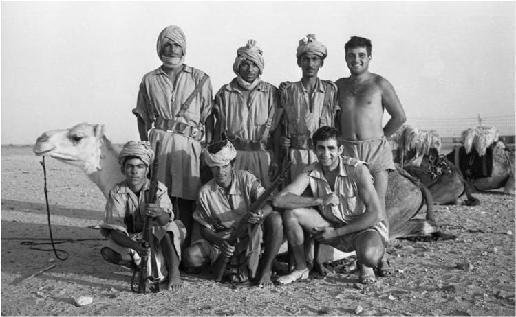 05-12.- Prácticas de tiro. Foto: Juan Piqueras. Aargub, 1971