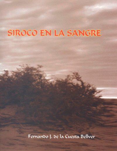 """37.- """"SIROCO EN LA SANGRE"""""""