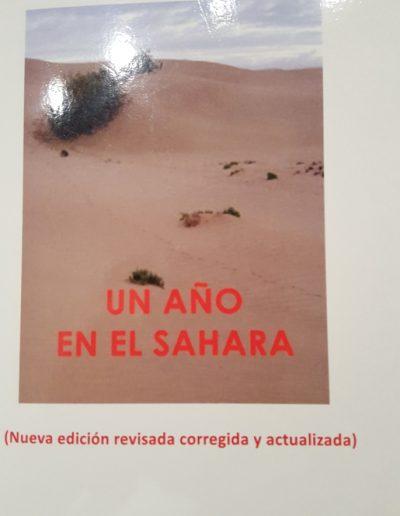 """39.- """"UN AÑO EN EL SAHARA"""""""