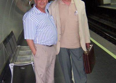 001.- Ángel y Jordi.