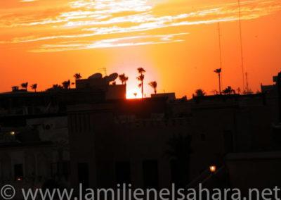 Atardecer en Marrakech - Autor: Albert Marín.