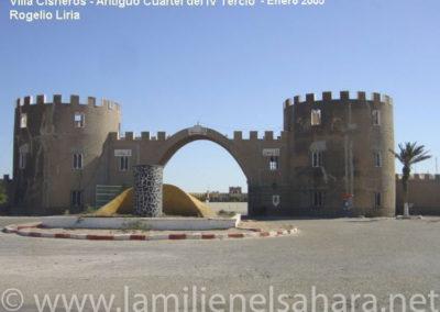 002.- Villa Cisneros, Recientes. Antiguo Cuartel de IV Tercio.