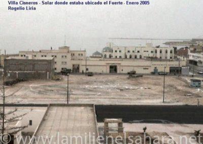 003.- Villa Cisneros, Recientes.