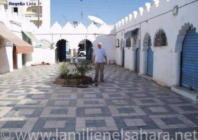 008.- Villa Cisneros, Recientes. Depósito del Fuerte.