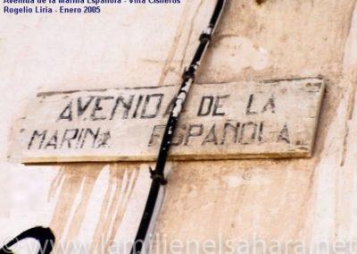 010.- Villa Cisneros, Recientes.