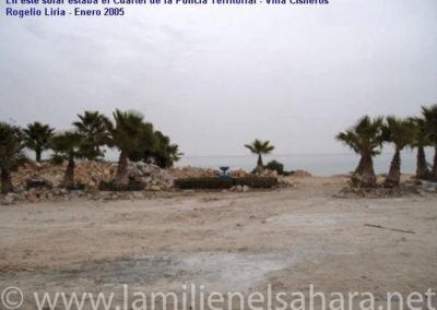 012.- Villa Cisneros, Recientes.
