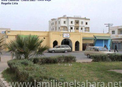 016.- Villa Cisneros, Recientes.