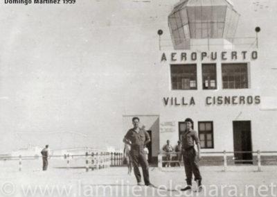 008.- Villa Cisneros, Aeropuerto.