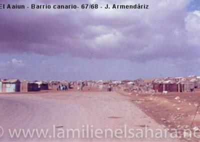 042.- El Aaiún, Barrio Canario.