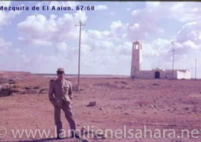 041.- El Aaiún, Mezquita.