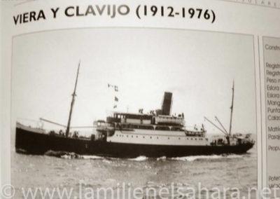 001.- Viera y Clavijo.