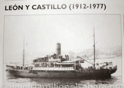 004.- León y Castillo.