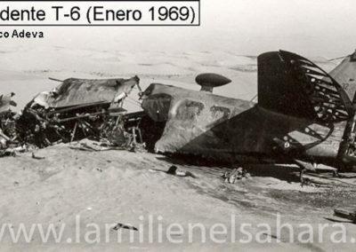 022.- Accidente, Texan T6.