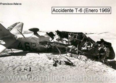 023.- Accidente, Texan T6.