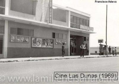 044.- El Aaiún, Cine Las Dunas.