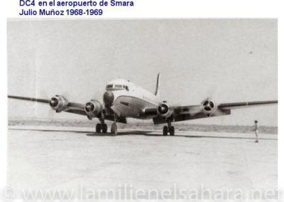 014.- Douglas DC3.