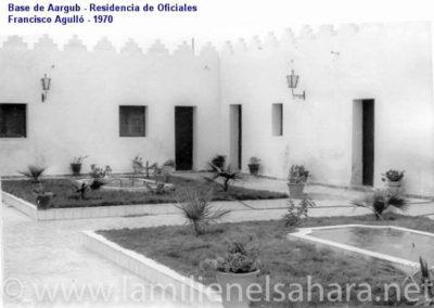 012.- Aargub, Residencia Oficiales.