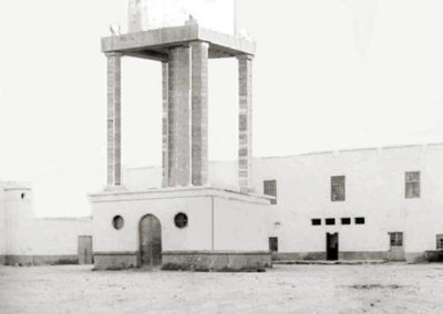 030.- Villa Cisneros, Depósito del Fuerte.