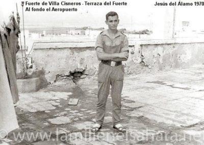 029.- Villa Cisneros, Desde la Muralla del Fuerte.