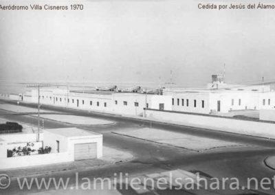 010.- Villa Cisneros, Aeródromo.