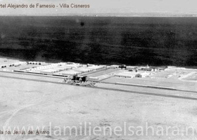 017.- Villa Cisneros, Cuartel A. de Farnesio.