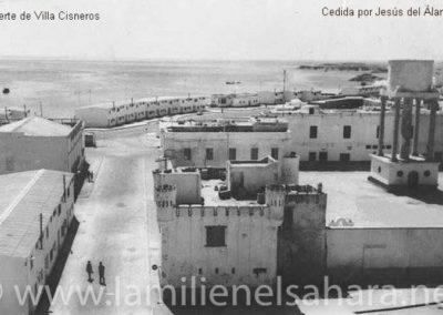 019.- Villa Cisneros, Fuerte.