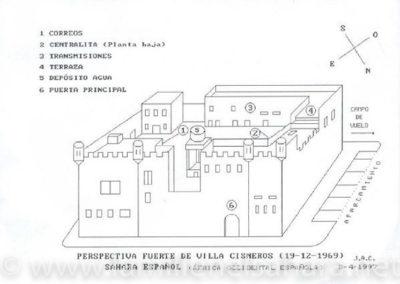 020.- Villa Cisneros, Fuerte.