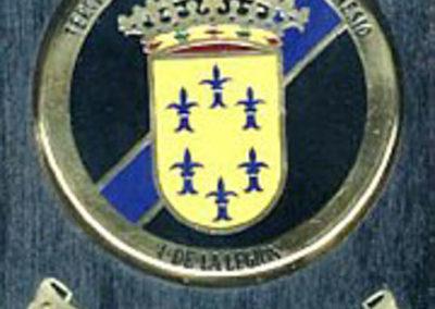 008.- Escudo IV Tercio