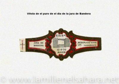 009.- Vitola Jura Bandera, BIR 12-04-1970