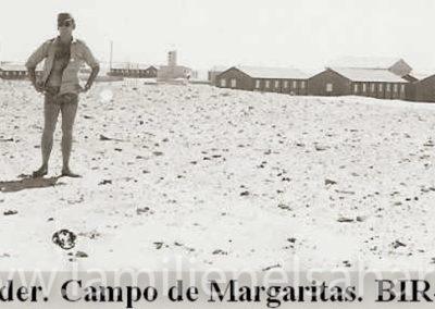 022.- BIR 1, Campo de Margaritas.