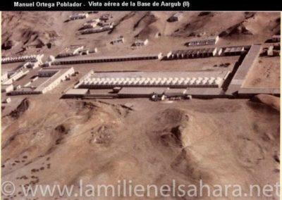 009.- Aargub, Vista aérea de la Base.