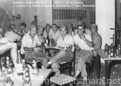 038.- BIR 1, En la Cantina.