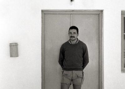 030.- Aargub, Entrada al botiquín.
