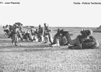 026.- Tichla, Policia territorial.