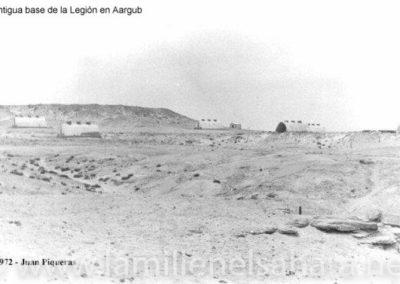 022.- Aargub, Antiguo cuartel del tercio.