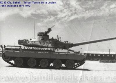 001.- AMX 30- Cía. Bakali.