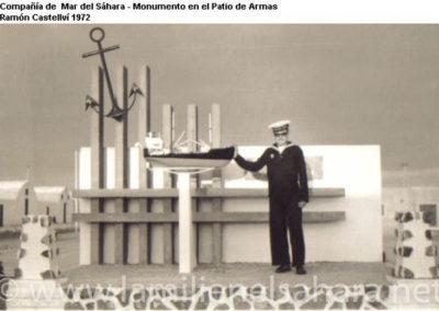 011.- Cabeza Playa, Patio de Armas Cía. de Mar.