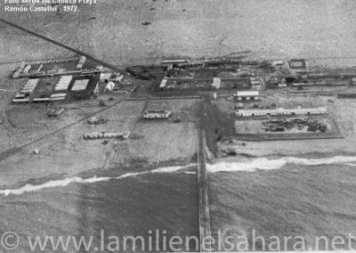 001.- Cabeza Playa, Vista aérea.