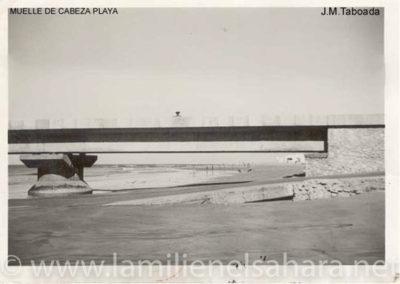020.- Cabeza Playa, Muelle.