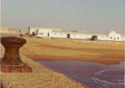 013.- Cabeza Playa, Muelle.