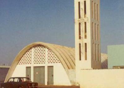 005.- Cabeza Playa, Iglesia.