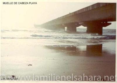 004.- Cabeza Playa, Muelle.