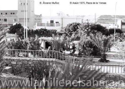 024.- El Aaiún, Plaza de la Yemaa.