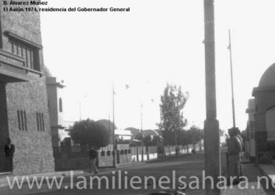 007.- El Aaiún, Residencia del Gobernador General.