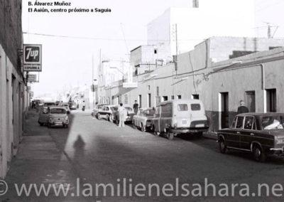035.- El Aaiún, Zona próxima a La Sahia.