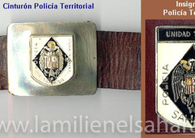 012.- Policía Territorial